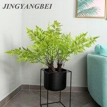 90cm Floor potted Tree Artificial Plastic plant Persian Grass Lysimachia Fern home decorative fake plants Indoor decoration