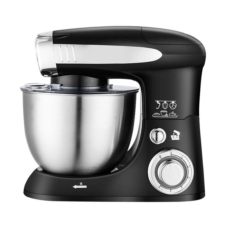 RU Only 6 Speed Dough Hand Mixer Egg Beater Food Blender Multifunctional Food Processor Ultra Power Electric Kitchen Mixer