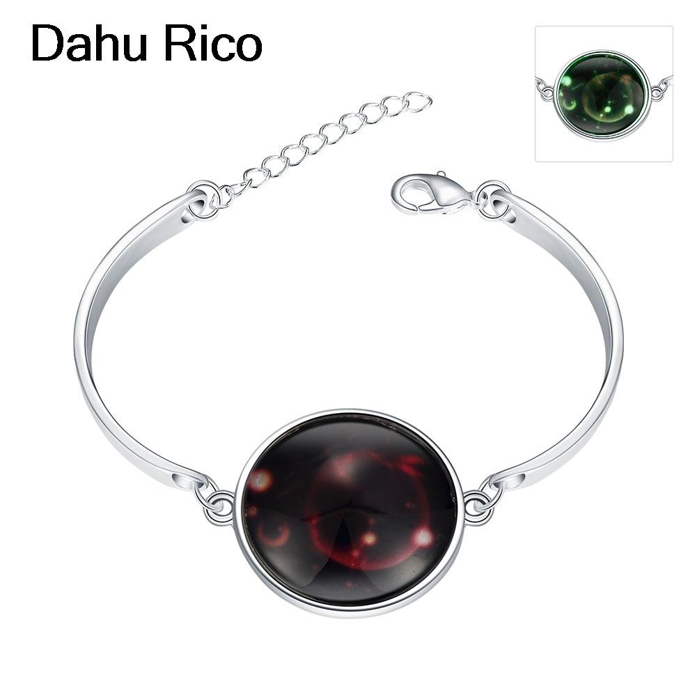 Scorpio braslet bilezik vintage czech heren erkek glass silber sevgiliye hediye buy direct from china online Dahu Rico bracelets