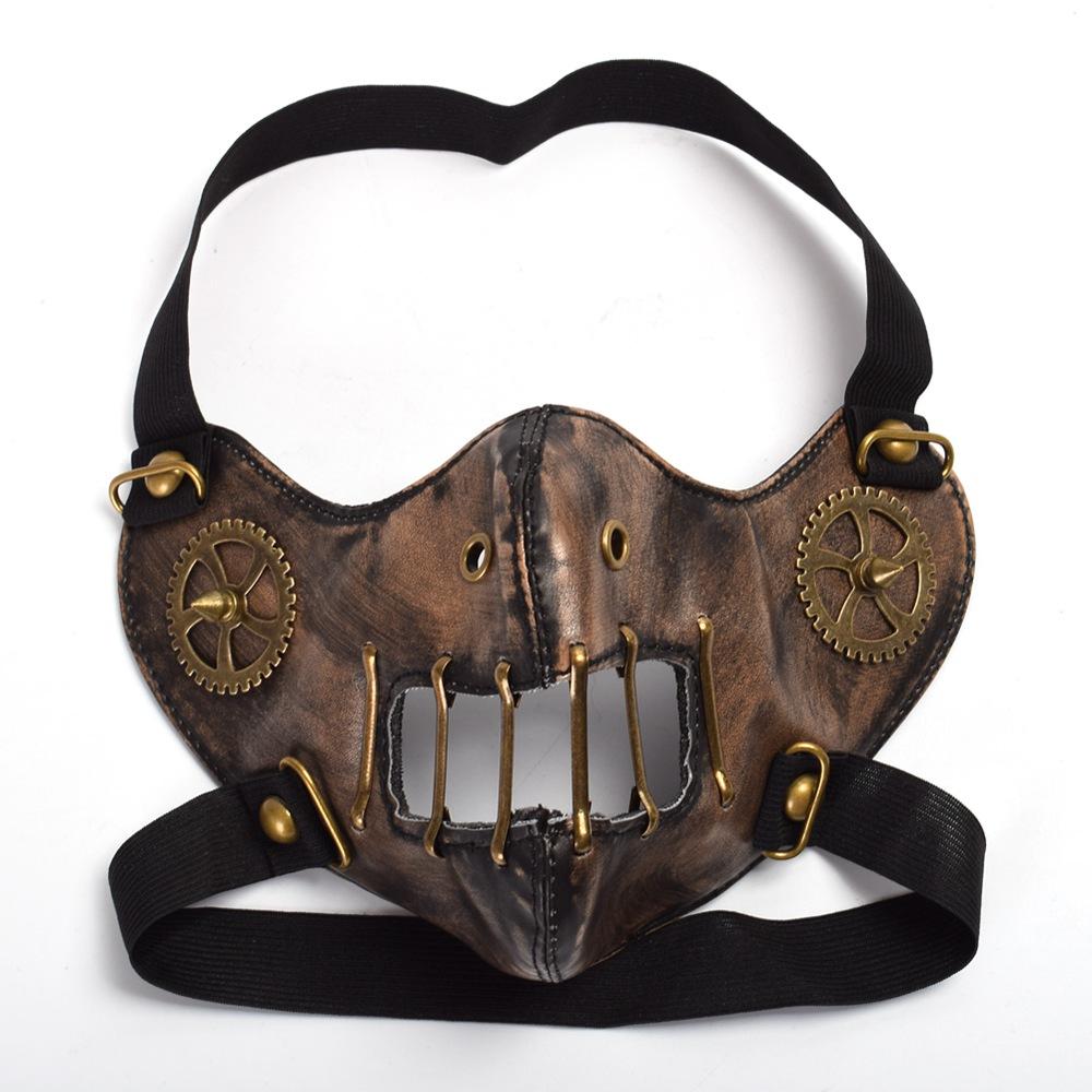 Hannibal Steampunk mask