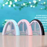 Creative Rainbow Message Board LED Light USB Humidifier Gift Home Air Mist Maker Purifier Atomizer