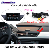 Liandlee Android 7.1 For BMW X1 E84 2009~2015 Stereo Radio Video Wifi TV Carplay Camera GPS Navi Navigation Multimedia (NO DVD )