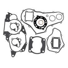Двигатель мотоцикла Восстановленный Комплект прокладок для Honda TRX250R TRX 250 R 1986 1987 1988 1989