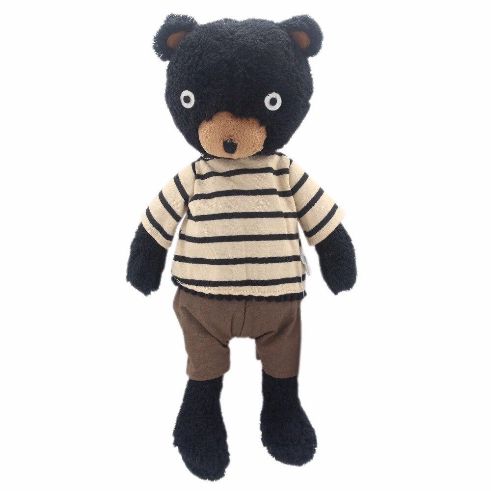 JESONN Fyllda Djur Teddy Bears Plysch Leksaker För Barns Födelsedag Presenter