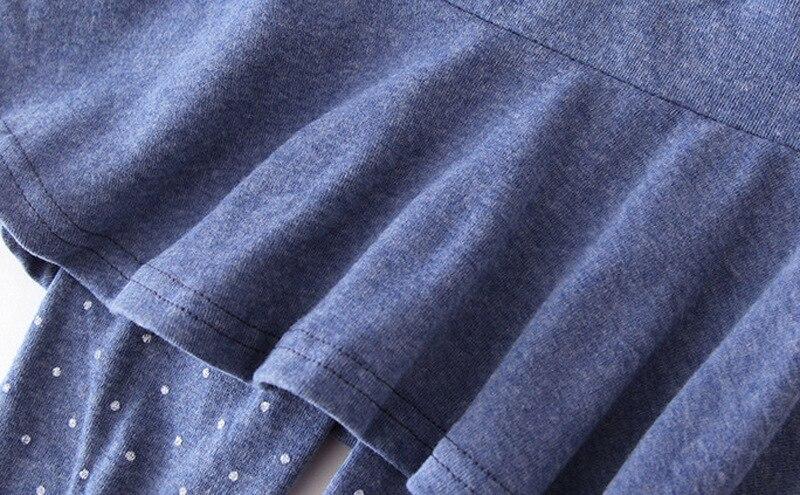 61890f396 Algodón bebé niña Leggings niñas falda-Pantalones pastel falda Legging  primavera otoño niño niños pantalones falsos dos piezas pantalones ropa