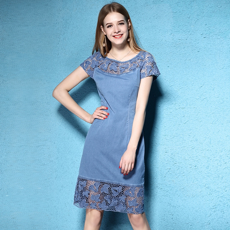 fashion dress Summer tencel