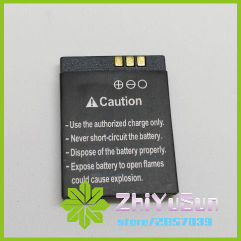 use DZ09/A1 LQ-S1 battery <font><b>3.7V</b></font> <font><b>380mAh</b></font> Rechargeable li-Polymer Li-ion Battery thickness 5mm width 23mm length 31mm image