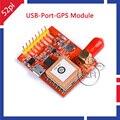 2016 Conversor USB-Porta USB para GPS-GPS Módulo para Raspberry Pi 3 Modelo B/Pi 2/B +/A +