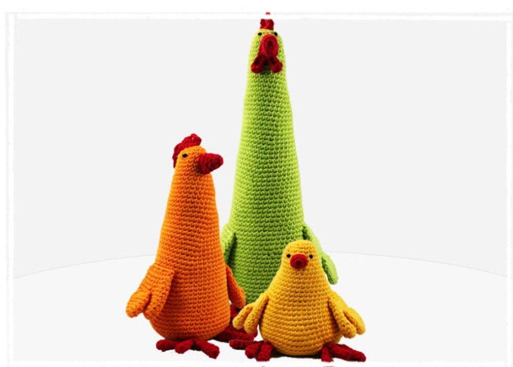 crochet armigurumi  rattle chick  family    model number  887crochet armigurumi  rattle chick  family    model number  887