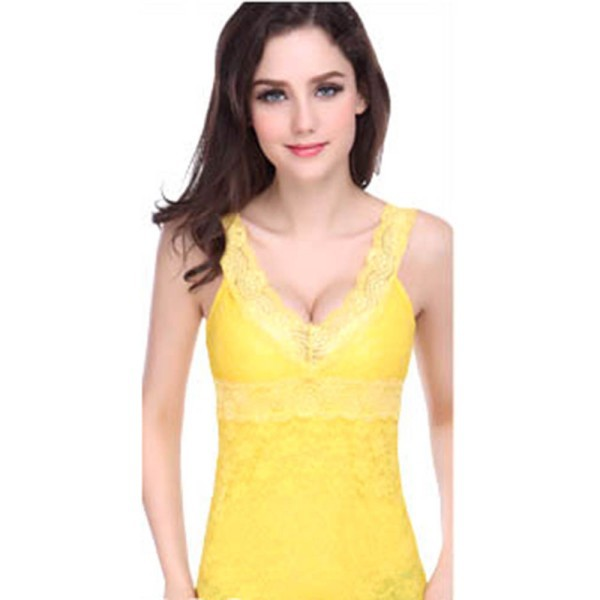 Sexy Women Knitted Lace Spaghetti Strap Sleeveless   Tank     Top   Shirts Vest Blouse
