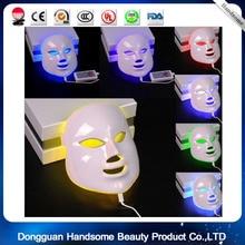 Beauté Thérapie Photon LED masque facial led 3/7 Couleurs Lumière Soins de La Peau Rajeunissement