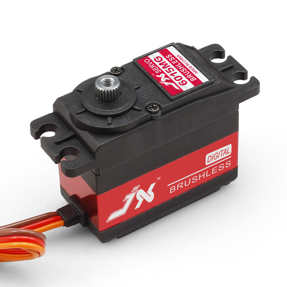 Superior Hobby JX BLS-HV6105MG 5KG High Precision Metal Gear High Voltage Brushless Digital Gyro Servo superior hobby jx bls hv6105mg 5kg high precision metal gear high voltage brushless digital gyro servo