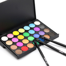 2016 Rushed Natural Professional 28 Color Nude Eye Shadow Palette Makeup Cosmetic Beauty Set 2 Patterns For Choose Top Quality