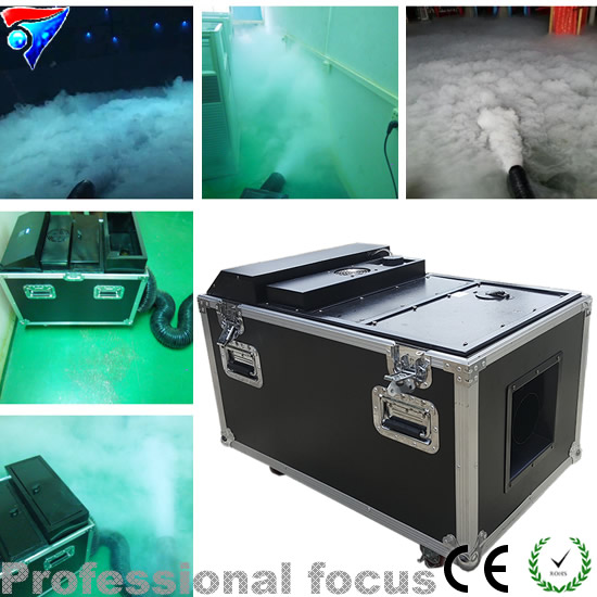 Free Shipping DMX512 control water fog machine fog machine prices 3000w low fog machine free shipping cg70212a0 touchscreen 10pcs lower prices