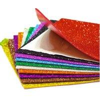 Eva клейкая цветная губка бумага ручной работы diy Материал flash губчатая бумага foam paper золотой порошок губчатая бумага