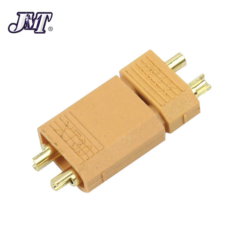 JMT XT30 CONNECTOR Male Female Plug untuk RC Lipo Battery Drone Pesawat Quadcopter Motor ESC Aksesori