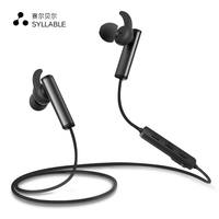 Sport DJ Bluetooth Wireless Headphone D3X Earphone Magnetic Clasp Stereo Bass Music Earphones Headset With Mic