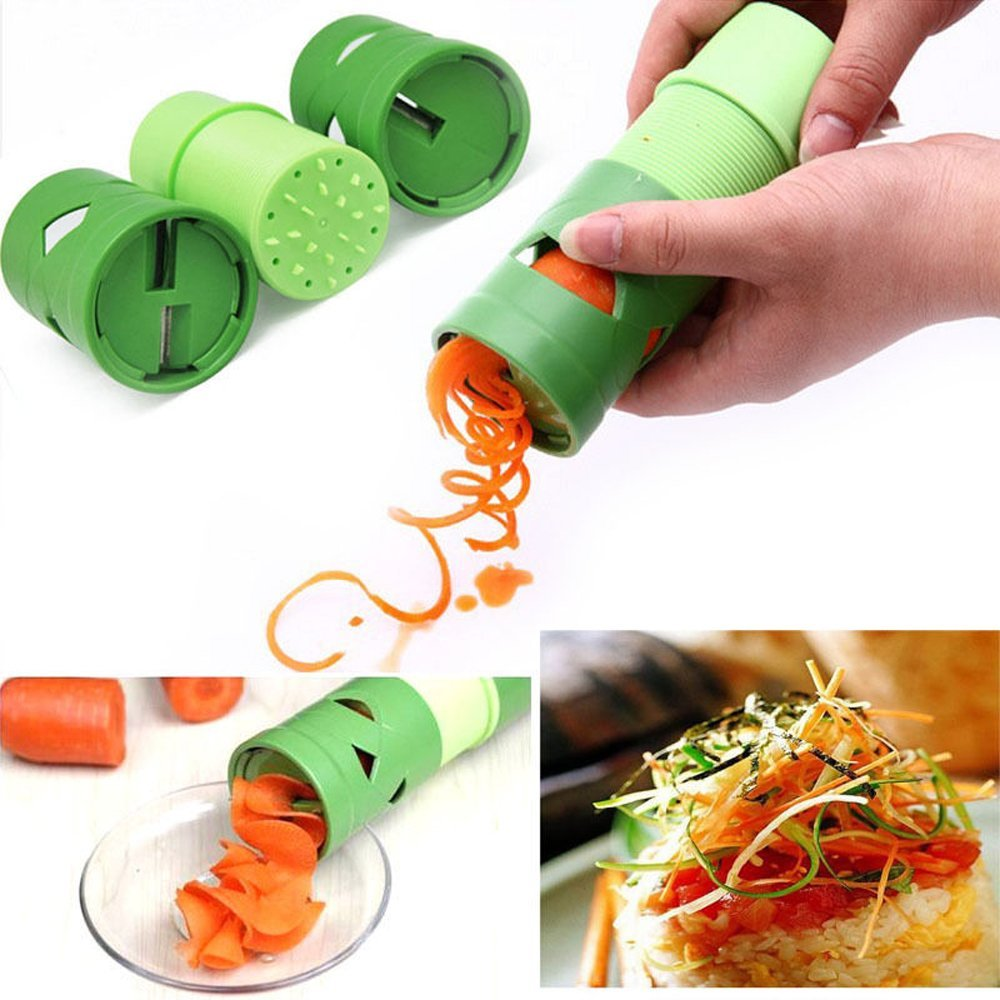 Kitchen Design Tool B Q: New Arrival Fruit Twister Spiral Compact Design Vegetable