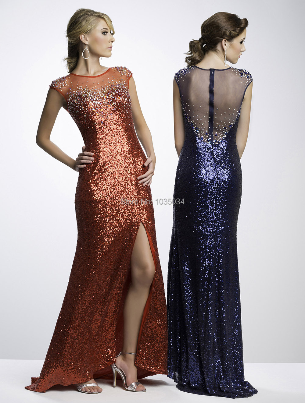 High Quality Full Sequin Dresses-Buy Cheap Full Sequin Dresses ...