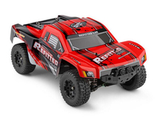 Large rc truck A313 1:12 38cm 2.4G 2WD 35km/h High power 390 motor Rechargeable Shockproof RC Short Truck Off-road Car vs 12428