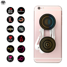 2018 New Design Pop Phone Holder Universal Sockets for iPhone 8 7 6s Xiaomi Huawei Smartphones Tablets Portable Airbag Stander