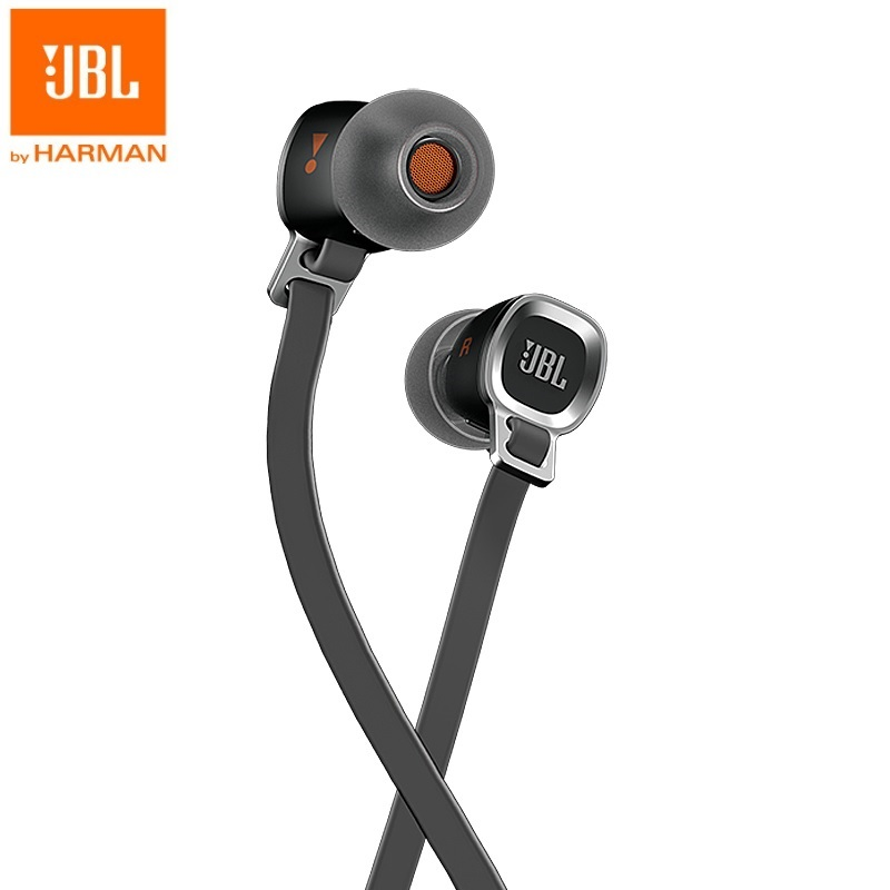New Original JBL J33 Fashion Best Bass Stereo Earphone For Android IOS Mobile phone Earbuds Headsets Without Mic Earphones new original jbl synchros reflect best bass stereo hifi sports earphone for iphone earbuds headsets with mic pk se215 se535