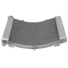 Замена охлаждения мотоцикла алюминиевый радиатор для Honda NSR 250 1991-1998 1992 1993 1994 1995 1996 1997