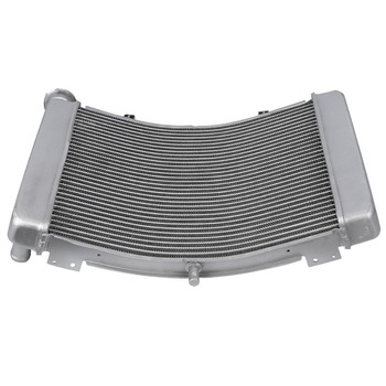 цена на Motorcycle Replacement Cooling Aluminum Cooler Radiator For Honda NSR 250 1991-1998 1992 1993 1994 1995 1996 1997