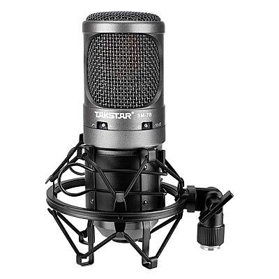 TAKSTAR SM 7B M スタジオコンデンサーマイク放送や録音用マイク & マイクとオーディオケーブルギフト  グループ上の 家電製品 からの マイクロフォン の中 1