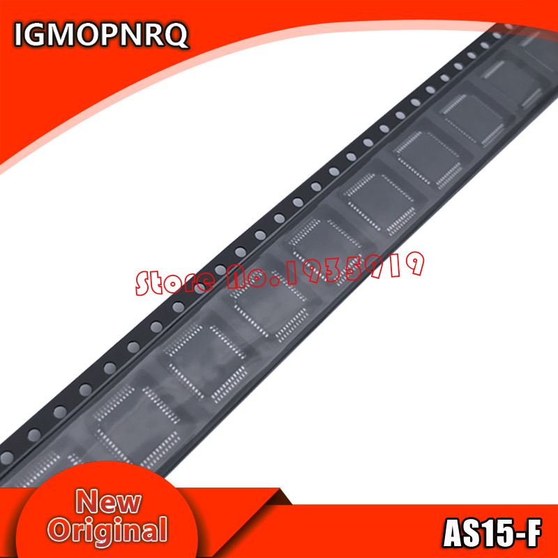 10piece 100% New AS15-F AS15 F QFP-48 Chipset10piece 100% New AS15-F AS15 F QFP-48 Chipset