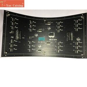 Image 5 - Точечная матрица RGB hd p4 внутренний гибкий светодиодный модуль smd видео настенный высококачественный rgb модуль мягкая панель полноцветный светодиодный дисплей