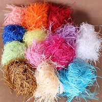 box fillers confetti candy box perfume gift box fillers Rafi paper shredded paper silk conventional paper 1kg 2.5mm wide