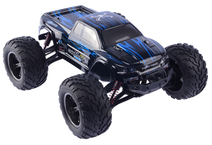 New Arrival <font><b>RC</b></font> Car <font><b>9115</b></font> 2.4G 1:12 1/12 Scale Car Supersonic Monster <font><b>Truck</b></font> Off-Road Vehicle Buggy Electronic Toy image