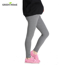 Maternity Pants and Leggings Adjustable High Elasticity for Winter