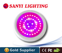 Agricultural Equipment 90 Watt Ufo Led Grow Light 30x3w 10 Spectrum For Indoor Greenhouses Using