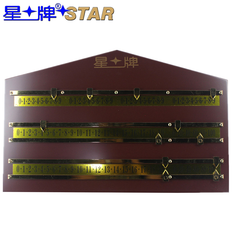 цены Snooker Table Wood Professional Game Scoreboard Billiard Accessories