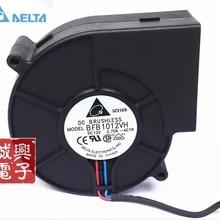 Промышленный центробежный воздухонагнетатель широкого спектра применения для delta BFB1012VH DC 12V 2.7A ветров турбовентилятора 9733 3-pin