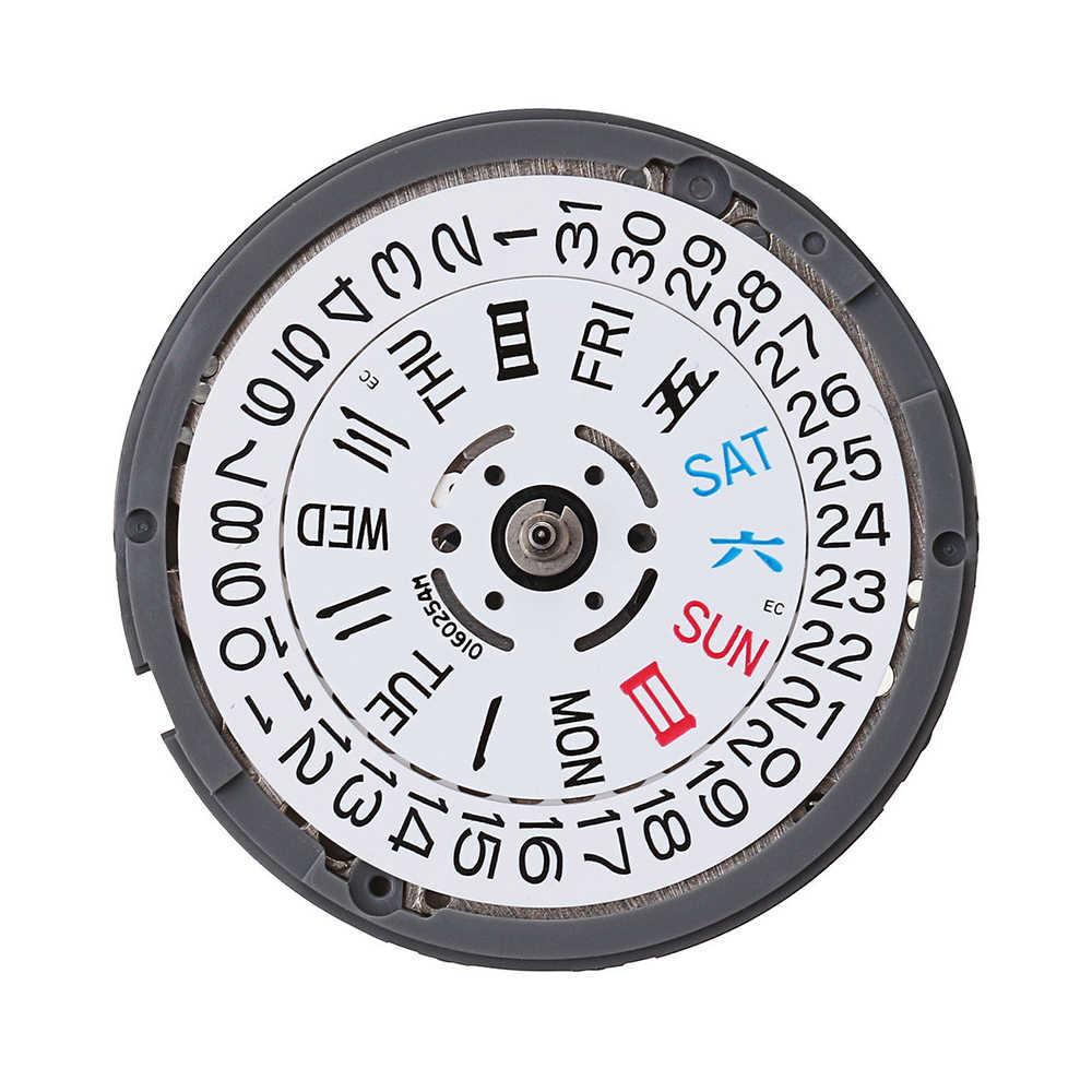 Horloge Beweging Volautomatische Hoge Nauwkeurigheid Mechanische Beweging Voor Horloge Kronkelende NH35 NH36 Horloges Dag Datum Set 2019 Hot
