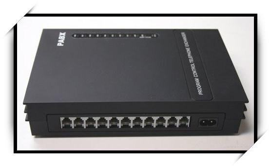 Cep telefonları ve Telekomünikasyon Ürünleri'ten PBX'de MINI Telefon PABX sistemi VinTelecom SV308 (3 Hat + 8ext.) title=