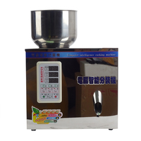 1pcs Weighing And Packing Bag Tea Packaging Machine Automatic Measurement Of Particle Packing Machine 1 25g