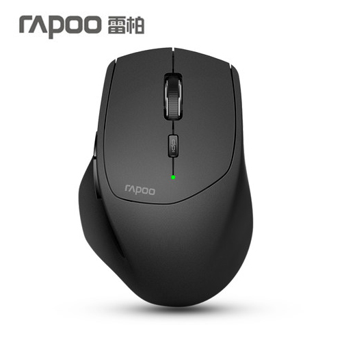 Rapoo MT550 Wireless Mouse Bluetooth 3.0/4.0 And 2.4G Computer Four Devices Connection Mice