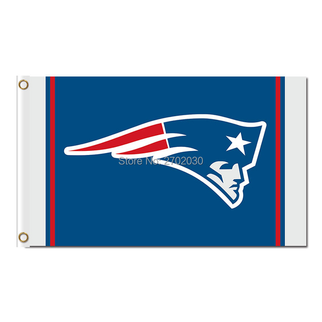 Patriots Logo Flag Super Bowl Champions Football Sport Team Banners