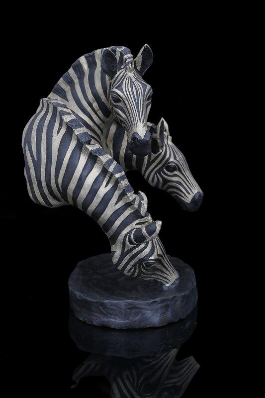 Byl to kůň mosazné ozdoby obchodní dárky Bytový nábytek Dekorace módní řemesla DW-103B
