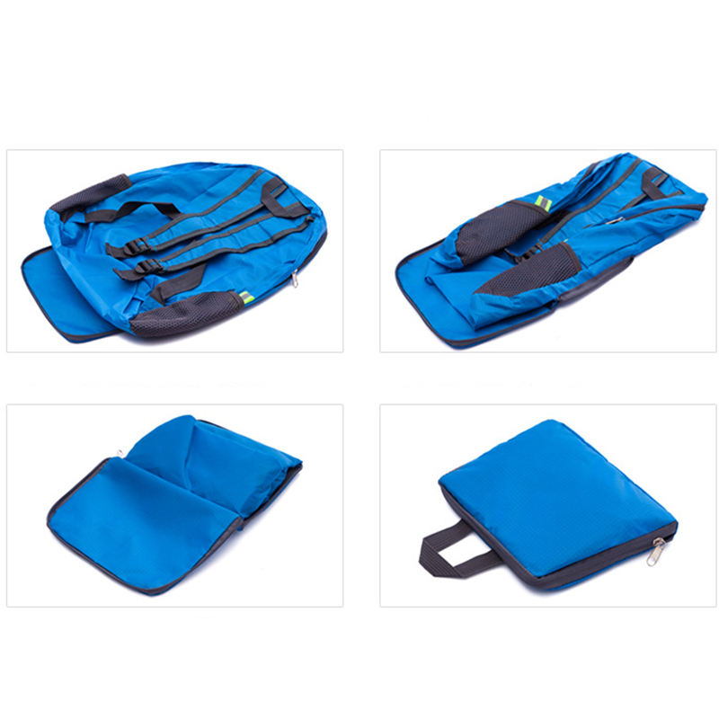 2018 Fashion Women Nylon Multi-functional Waterproof Backpacks High Quality Female Solid Bags Large Capacity School Bag JQ162/q