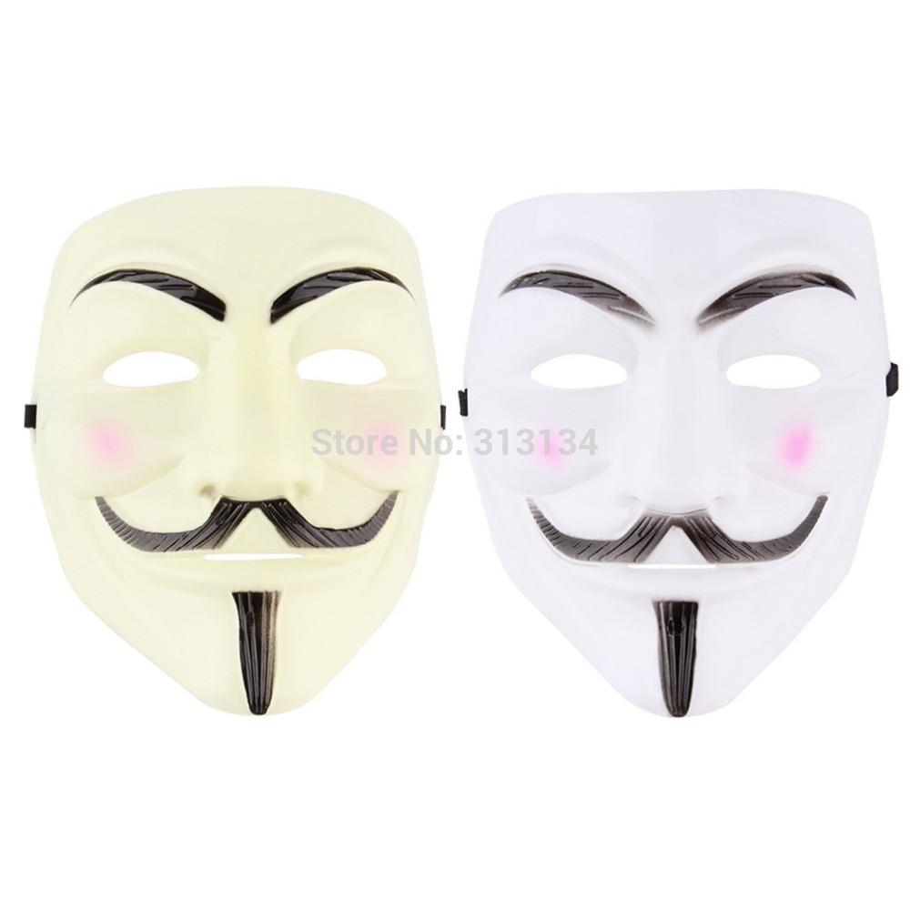 Popular V for Vendetta Mask-Buy Cheap V for Vendetta Mask lots ...