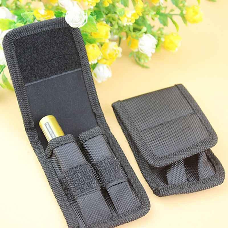 18650 حافظة بطاريات AAA AA بطاريات حالة حمل حامل الحقيبة في الهواء الطلق التخييم المشي لمسافات طويلة