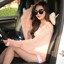 Ultra-thin Outdoor Driving Ladies Sun Protection Shirt motorcycle Clothing UV protection Blouse