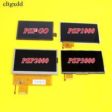 Cltgxdd 1 יחידות קיבולי שחור LCD מסך תצוגת תיקון החלפת חלקי עבור SONY PSP GO עבור PSP 1000 2000 3000