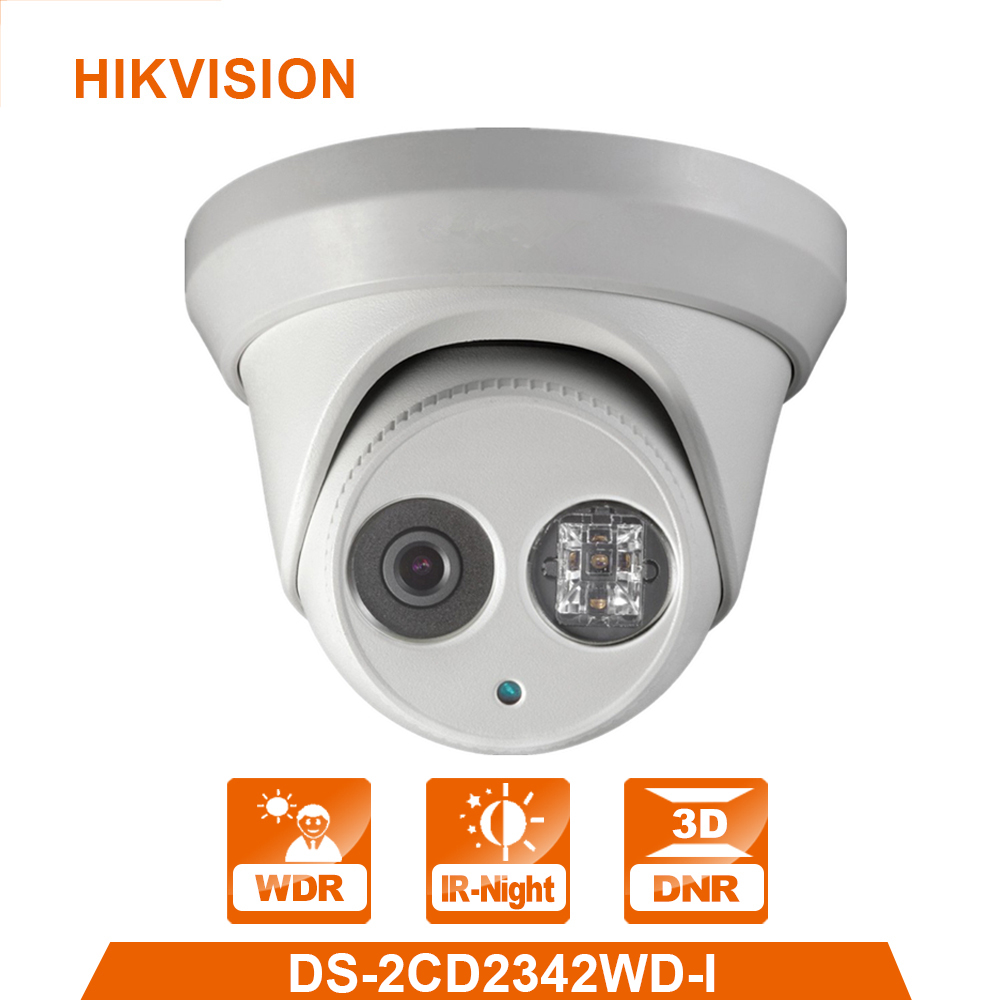 English Version IP Camera DS-2CD2342WD-I OEM replace DS-2CD3345-I 4MP IR Turret Network IP Camera DS-2CD2342WD-I newest hik ds 2cd3345 i 1080p full hd 4mp multi language cctv camera poe ipc onvif ip camera replace ds 2cd2432wd i ds 2cd2345 i page 3