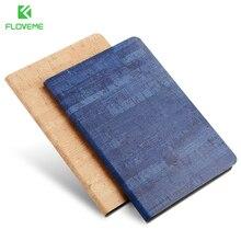 FLOVEME Piel Cubierta Protectora Para el ipad de Aire 1 2 Casual Elegante sueño Tablet Proteja Sostenedor Del Soporte de Cuero Del Caso Del Tirón Para el ipad Aire 9.7